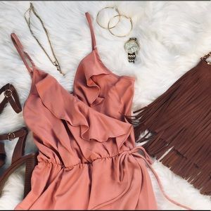 Dresses & Skirts - Maxi Wrap Dress